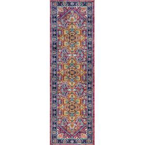 Generation - GEN1303 Purple Rug