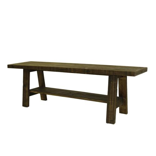 L.M.T. Rustic and Western Imports - Tequila Bench
