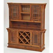 Stony Brooke - Entry Way Hutch With Wine Rack and Wine Glass Holder Product Image