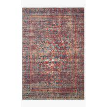 View Product - NU-05 Red / Navy Rug