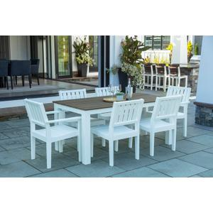 Greenwich 35x70 Dining Table (600)