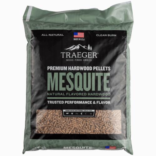 Traeger Mesquite BBQ Wood Pellets