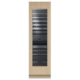 "Integrated Column Wine Cabinet, 24"""