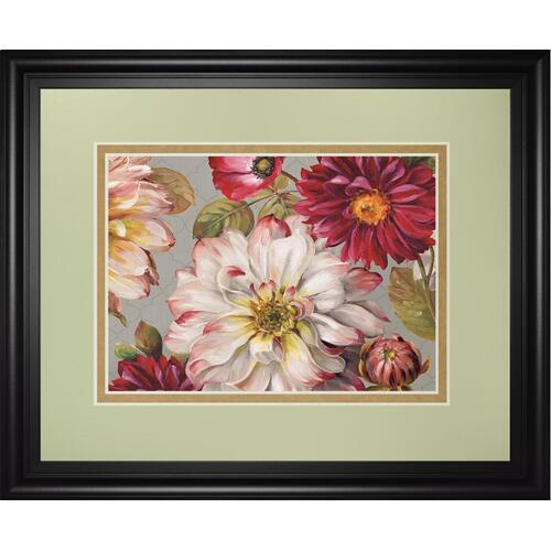 """Classically "" By Lisa Audit Framed Print Wall Art"