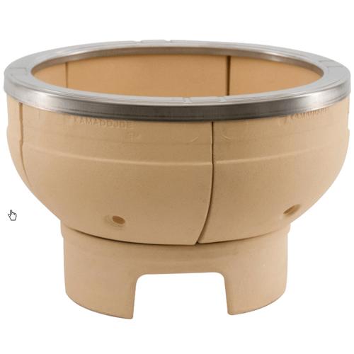 Ceramic Multi Piece Fire Box -- Big Joe