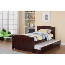Laurence Twin Bed, Cherry