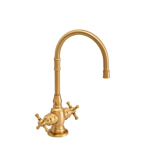 Pembroke Hot and Cold Filtration Faucet - 1252HC - Waterstone Luxury Kitchen Faucets