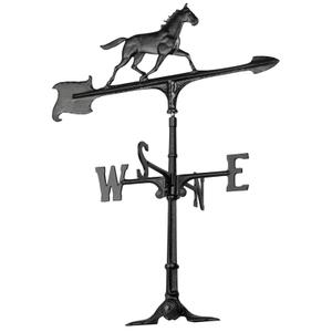"30"" Horse Accent Weathervane Product Image"