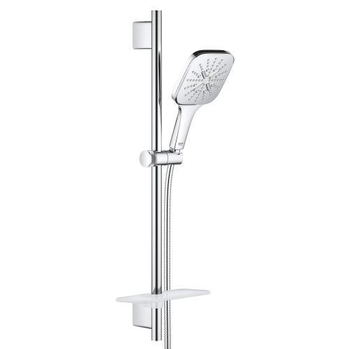 "Rainshower Smartactive 24"" Shower Slide Bar Kit - 3 Sprays, 1.75 Gpm"