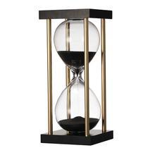 Spellman 15-min Hourglass BLAC
