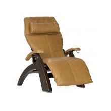 Perfect Chair ® PC-420 Classic Manual Plus - Dark Walnut - Sycamore Premium Leather
