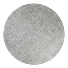 Fumo Rug Feather / 8x8 Round