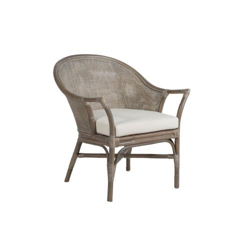 Occassional Chair, Available in Vintage Smoke Finish Only.