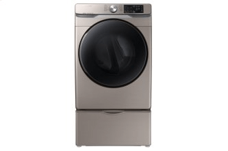 7.5 Cu.Ft. Electric Dryer with Steam Sanitize+ in Champagne