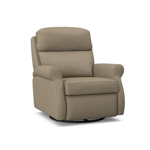 Leslie Ii Swivel Reclining Chair CLP727/SHLRC