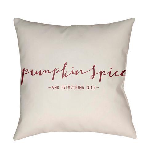 "Gallery - Pumpkin Spice PKN-001 18""H x 18""W"