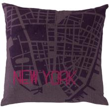 """View Product - City Maps SY-030 18""""H x 18""""W"""