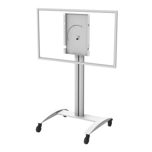 """Mobile Cart with Rotational Interface for the 55"""" (WM55H, WM55R) and 65"""" (WM65R) Samsung Flip 2"""