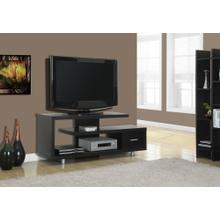 "TV STAND - 60""L / ESPRESSO WITH 1 DRAWER"