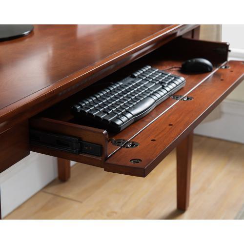 Leick Furniture Inc - Westwood Cherry Desk #87400