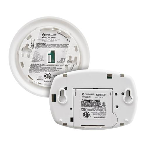First Alert - Smoke and Carbon Monoxide Detector Combo Pack