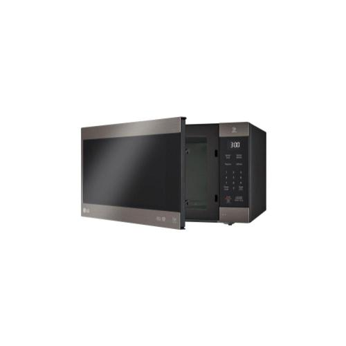 LG Black Stainless Steel Series 2.0 cu. ft. NeoChef™ Countertop Microwave with Smart Inverter and EasyClean®