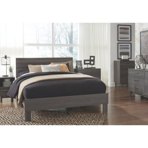 Brymont Queen Panel Platform Bed