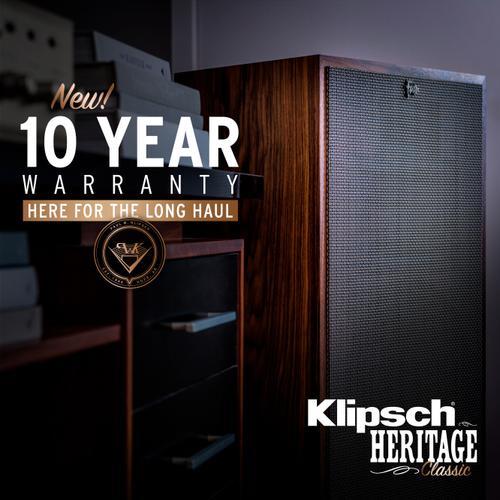 Klipsch - Forte III - Forte III Walnut