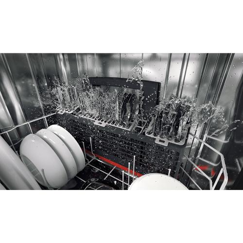 GE Profile™ Stainless Steel Interior Dishwasher with Hidden Controls Stainless Steel - PDT785SYNFS