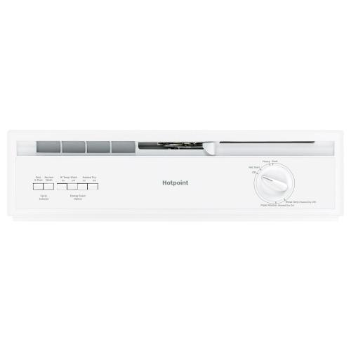 Gallery - Hotpoint® Built-In Dishwasher