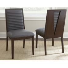Antonio Gray Side Chair