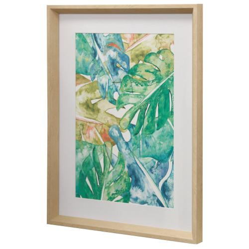Style Craft - Framed Print Under Glass with Matte