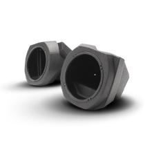 """6.5"""" front lower speaker enclosures for select RANGER® models"""