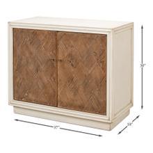 See Details - Argyle Sideboard, 2 Doors, Antique White