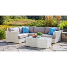 See Details - Mykonos Outdoor Sectional