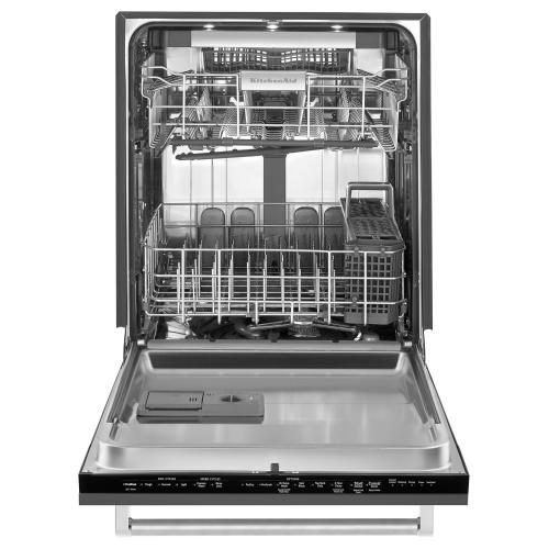 44 dBA Dishwasher with Panel-Ready Design - Panel Ready PA
