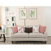 Linen Sofa Product Image