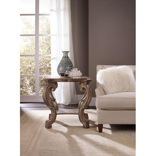 Solana Lamp Table