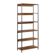 Bushwick Wooden Bookcase