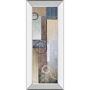 "Classy Art - ""Color Of Rain Il"" By Michael Marcon Mirror Framed Print Wall Art"