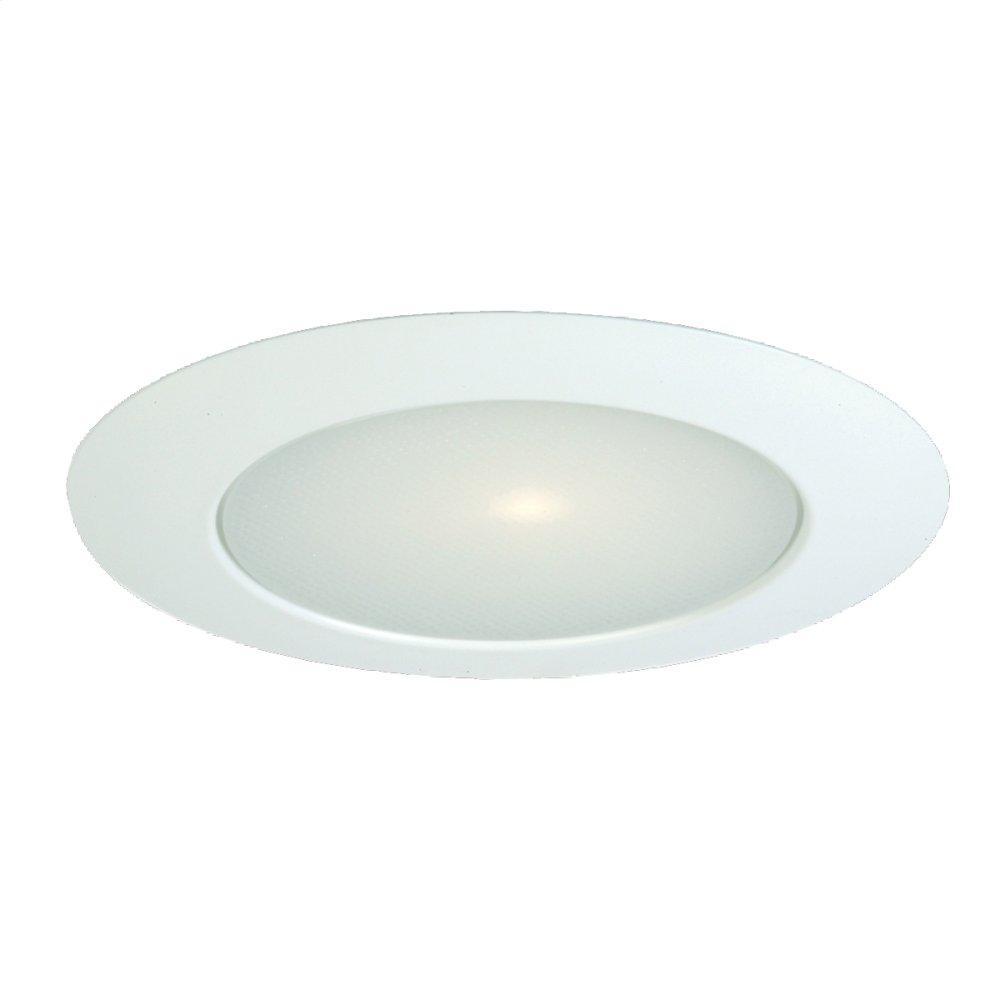 See Details - TRIM,6-INCH ALBALITE SHOWER - White