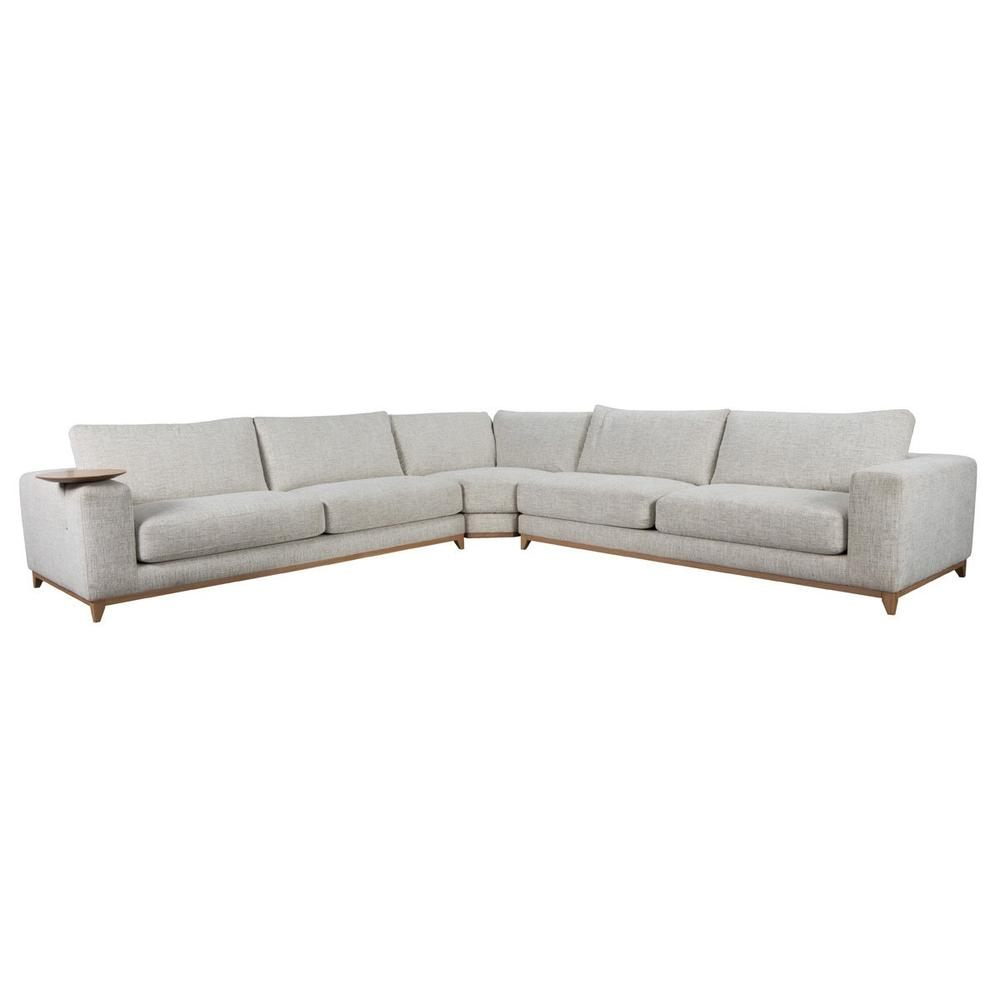 See Details - Donovan Sectional Sand