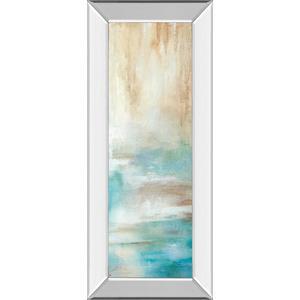 """""""Misty View Il"""" By Carol Robinson Mirror Framed Print Wall Art"""
