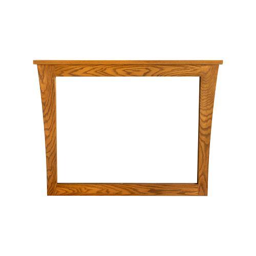 Green Gables Furniture - Falls Creek Dresser Mirror - Provincial