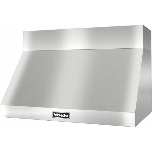 DAR 1230 Wall ventilation hood for perfect combination with Ranges and Rangetops.