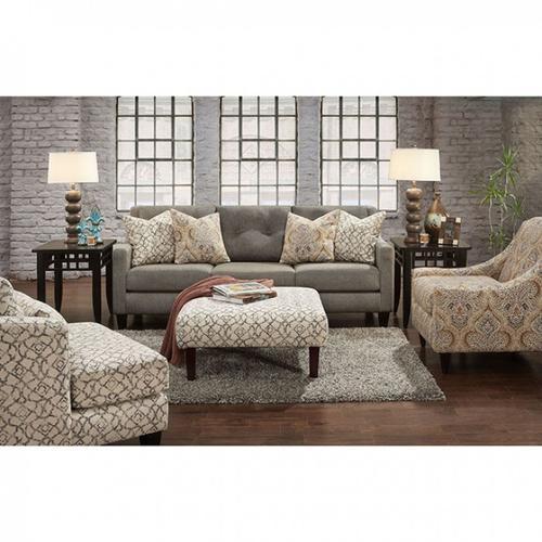 Furniture of America - Burlon Sofa