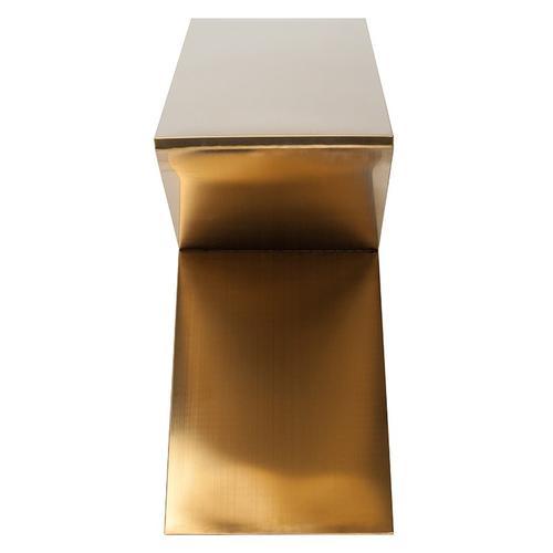 Prague Console  Gold