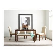 "View Product - 60"" Rectangular Leg Table"