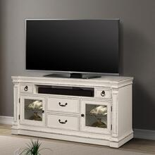 LANCASTER 74 in. TV Console with Power Center