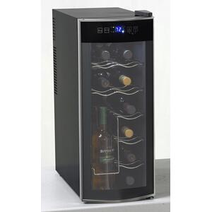 Gallery - 12 Bottle Thermoelectric Counter Top Wine Cooler